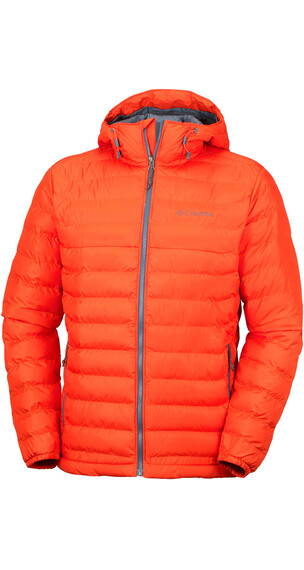 Columbia Powder Lite Jas oranje